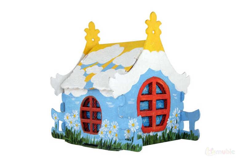 "Вариант раскраски домика-коробочки ""Ирис"" (1)"